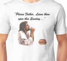 Jesus Chick-fil-a Unisex T-Shirt