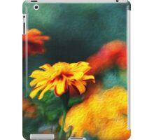 Marigolds Galore iPad Case/Skin