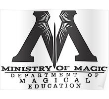 MInistry of Magic Poster