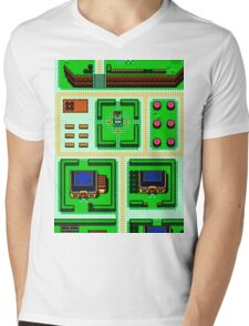 game  Mens V-Neck T-Shirt