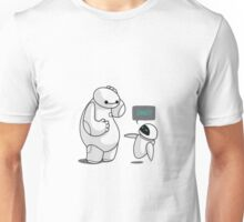 Baymax And Evo Unisex T-Shirt