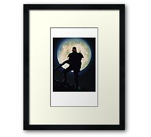 Jin Roh: The wolf brigade  Framed Print