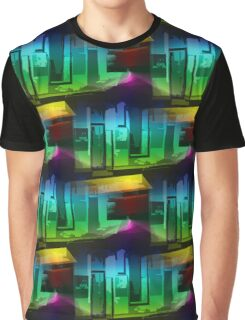 Seemless art print Graphic T-Shirt
