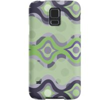 Green Groove Samsung Galaxy Case/Skin