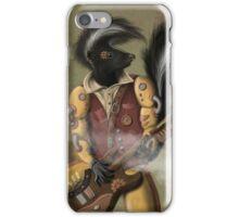 SteamPunk Skunk  iPhone Case/Skin