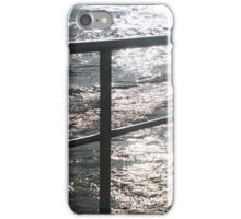 Light on water Mona Vale iPhone Case/Skin