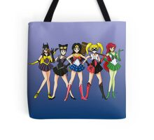 Sailor Scouts DC Tote Bag