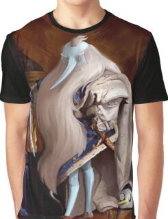 Hail the Ice King Graphic T-Shirt