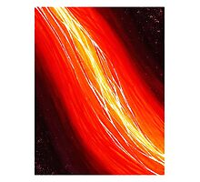 Cosmic Filament - Original Abstract Art Photographic Print