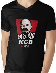 Colonel KGB Mens V-Neck T-Shirt