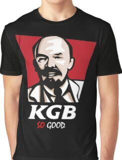 Colonel KGB Graphic T-Shirt