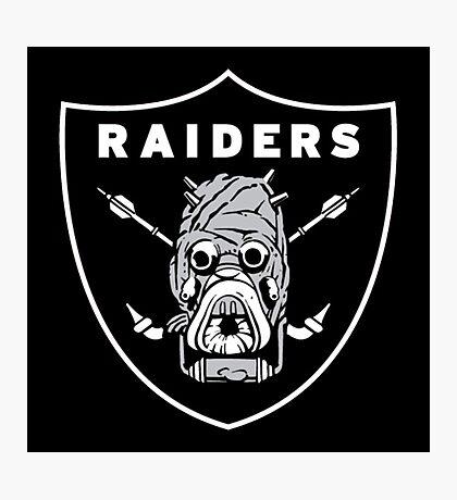 raiders ark Photographic Print