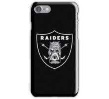 raiders ark iPhone Case/Skin