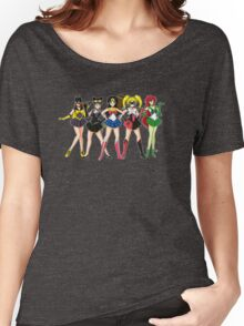 Sailor Scouts DC Women's Relaxed Fit T-Shirt