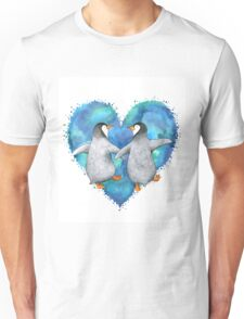 Happy Penguins  Unisex T-Shirt