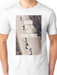 east bomb hills Unisex T-Shirt
