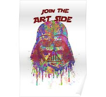 Join the Art Side Poster