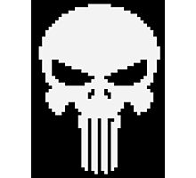 Pixel Punisher Photographic Print