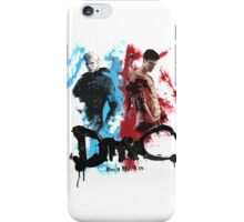 DmC 'Devil May Cry' - Worlds Collide iPhone Case/Skin