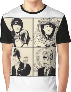beatles photo Graphic T-Shirt
