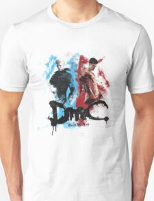 DmC 'Devil May Cry' - Worlds Collide T-Shirt