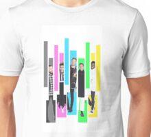 pentatonix logo colors and members Unisex T-Shirt