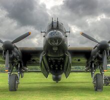 Just Jane - Stormy Skies - HDR by Colin  Williams Photography