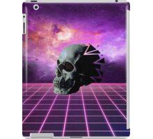 Skull in space iPad Case/Skin