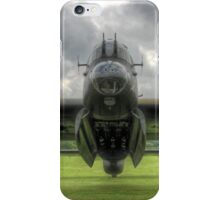 Just Jane - Stormy Skies - HDR iPhone Case/Skin