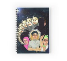 Filthy Frank | A War Is Coming Spiral Notebook
