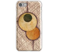 Decay - Original Abstract Multimedia Artwork iPhone Case/Skin