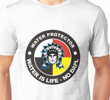 water protector water is life Unisex T-Shirt
