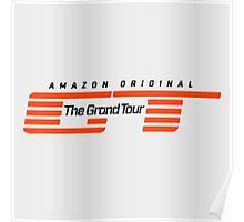 Grand Tour Logo Poster