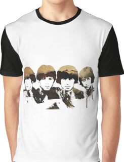beatles 11 Graphic T-Shirt