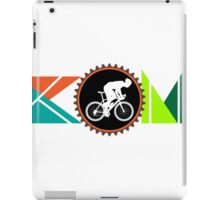 KOM Chainring iPad Case/Skin