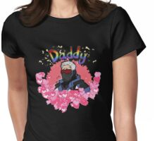 OVERWATCH DADDY Womens Fitted T-Shirt