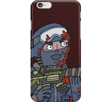 """The bomb has been planted."" iPhone Case/Skin"