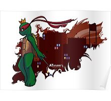 Raphael Pigeon Lord Poster
