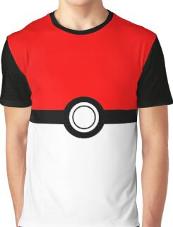 Classic Pokeball Graphic T-Shirt