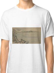 Fukeiga 23 - Hiroshige Ando - 1890 Classic T-Shirt