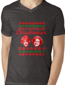 Golden Girls Christmas Mens V-Neck T-Shirt