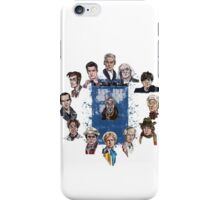 Lords of Time iPhone Case/Skin