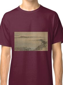 Fukeiga 22 - Hiroshige Ando - 1890 Classic T-Shirt
