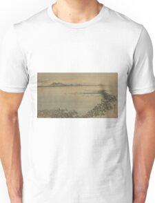 Fukeiga 22 - Hiroshige Ando - 1890 Unisex T-Shirt