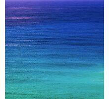 Blueberry Mojito Photographic Print