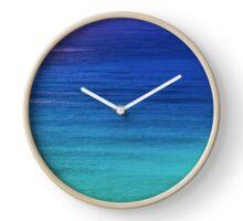 Blueberry Mojito Clock
