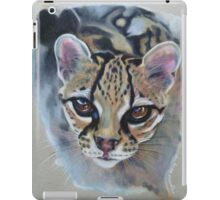 The Margay Endangered Species iPad Case/Skin