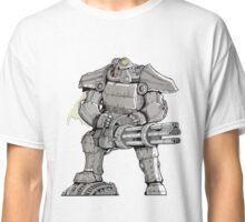 Brotherhood of Steel Knight Classic T-Shirt