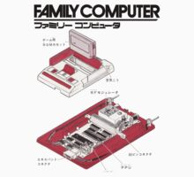 Famicom Diagram  by uzilover