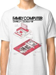 Famicom Diagram  Classic T-Shirt
